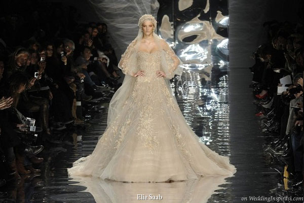 Elissa Wedding Dress By Elie Saab S/S 2010